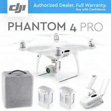 DJI PHANTOM 4 PRO DRONE with Gimbal Camera 4K 20MP 1-INCH CMOS w/ EXTRA BATTERY