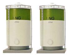 Tomytec (Komono 112) Bulk Tank A (Natural Gas Bulk Tank) 1/150 N scale