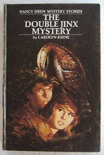 Nancy Drew #50 DOUBLE JINX MYSTERY Carolyn Keene Vintage 1st Edition Hardcover