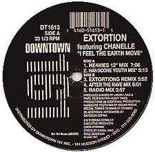 EXTORTION, FEAT. CHANELLE  - I Feel The Earth Move - Downtown 161