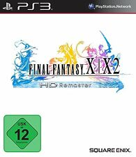 Final Fantasy X / X-2 - 10 / 10-2 - HD Remaster für Playstation 3 PS3 | NEUWARE