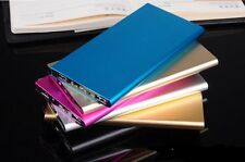 Ultra Thin Light Slim Power Bank 10000mAh Mini Mobile Portable Universal Charger