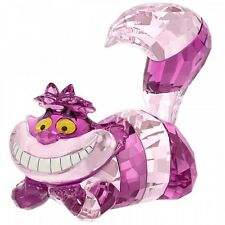 SWAROVSKI #5135885 CHESHIRE CAT BRAND NEW IN BOX ALICE IN WONDERLAND DISNEY F/SH