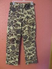 Winchester Womens Girls Boys Unisex Camo Hunting Pants Sz 26
