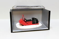 1:18 Motor City Classics Polaris Snowmobile 1954 red NEW bei PREMIUM-MODELCARS