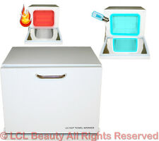 Mini UV Hot Towel Warmer Cabinet Spa Sanitizer Sterilizer Beauty Salon Equipment