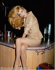 """Jerry Hall Colour 10""""x 8"""" Signed Photo - UACC RD223"""