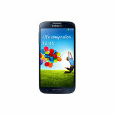 NEW SAMSUNG GALAXY S4 SGH-S970G 16GB BLACK MIST STRAIGHT TALK SMARTPHONE
