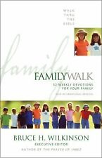 Family Walk: 52 Weekly Devotions for Your Family