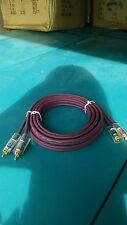 AUDIOPLEX 2RCA-A HIGH PERFORMANCE AUDIO  CABLE 4 METER DOUBLE