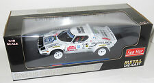 1/18 LANCIA STRATOS WINNER RALLY SANREMO 1979 T. Fassina/M. MANNINI