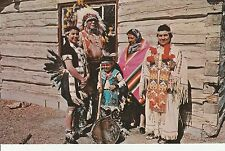 LAM(T) The Native American Family