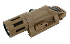 Toy NEFORCE Weapon Mounted LED Light (Tan) For Airsoft