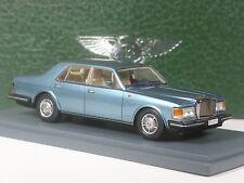 Classe: Neo scale MODELS Bentley Mulsanne blaumetallic 1:43 en OVP