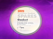 Prestige Stainless Steel Pressure Cooker Grey Gasket Seal 96461 Genuine Spare