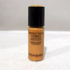 YVES SAINT LAURENT PERFECT TOUCH RADIANT BRUSH FOUNDATION 10ML #B65(ex 9) NEW(T)