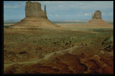 380070 Monument Valley Utah A4 Photo Print