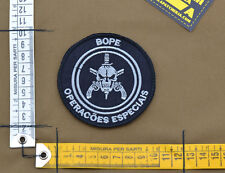 "Ricamata / Embroidered Patch ""Bope"" with VELCRO® brand hook"