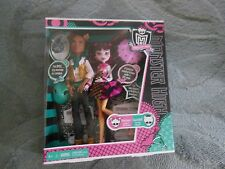 Monster High Draculaura and Clawd Wolf Forbitten Love Dolls