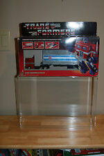 Transformers G1 OPTIMUS PRIME Complete with Box Vintage 1984 Hasbro AFA CASE