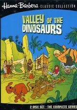 Valley of the Dinosaurs [2 Discs] DVD Region ALL DVD-R