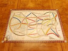 Ticket to Ride USA Replacement Original Game Board Map - Not Complete Game