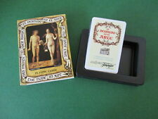 PLAYING CARDS, 55 REPRODUCTIONS IN NUDE UNIVERSAL PAINTING, MASTERPIECES, SPAIN
