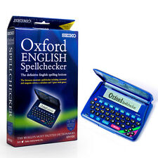 Seiko Electronic Spell Checker Crossword Anagram Solver Calculator Games ER1100