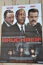 Filmposter A1 Neu Filmplakat Bruchreif - Morgan Freeman