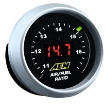 AEM Digital 02 Sensor Wide Band Gauge Air/fuel Ratio