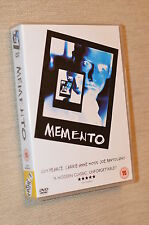 MEMENTO (2000) - RARE 3 DISC SPECIAL EDITION ~ GUY PEARCE ~ CARRIE-ANNE MOSS