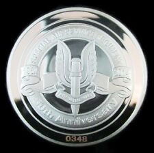 SCARCE AUSTRALIAN SAS SPECIAL FORCES LIMITED EDITION COIN CASED SERIAL No 0994