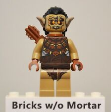 New Genuine LEGO Hunter Orc with Quiver Minifig LOTR Hobbit 79016