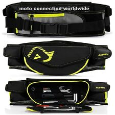 ACERBIS RAM WAIST TOOL BAG ENDURO GREEN LANING OFF ROAD BUM BAG