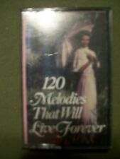 120 Melodies That Will Live Forever Tape 2 (Reader's Digest, 1986) 30 Songs Only