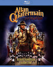 Allan Quatermain and the Lost City of Gold (Blu-ray Disc, 2015)