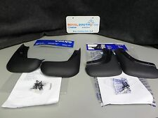 Genuine Volvo V70 Front and Rear Mud Guards for painted sills OE OEM