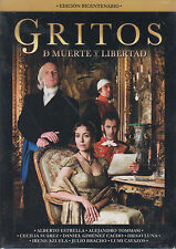 DVD - Gritos D Muerte Y Libertad NEW Includes 13 Episodes FAST SHIPPING !