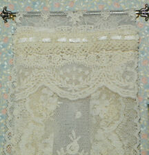 Dollhouse Curtains With ROD INCLUDED!