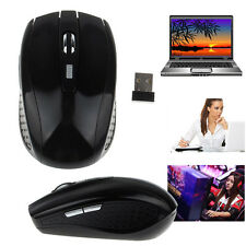 2.4G 1600DPI USB Wireless Optical Gaming Mouse Mice For PC Laptop Computer Mini