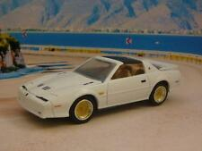 1989 Pontiac Turbo Trans Am 20th Anniversity Editio 1/64 Scale Limited Edition A