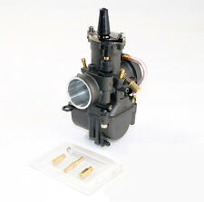 High Performance Racing Carb PWK 32mm Power Jet Black Carburetor OEM OKO