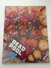 What's New 1993 June Merchandise Catalogue Deadpool Flipbook Ultraverse
