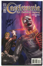 Castlevania Belmont Legacy 3 IDW NM signed Andreyko