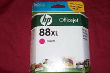 Original Hewlett Packard Ink 88XL Magenta Officejet HP C9392AN Printer Cartridge