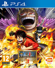 One Piece Pirate Warriors 3 PS4 Playstation 4 IT IMPORT NAMCO