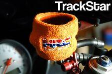 BRAND NEW HONDA HRC ORANGE BRAKE RESERVOIR SOCK  297SK