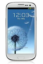 New Samsung Galaxy S3 I747 16GB AT&T Unlocked GSM 4G LTE Android Phone - White