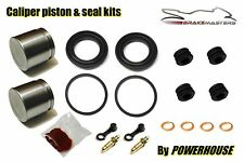 Kawasaki Z1000 KZ 1000 J2 front brake caliper piston & seal repair kit 1982