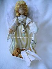 Cherished Teddies Threads of Heaven Blessing From Above 2005 Used No Box